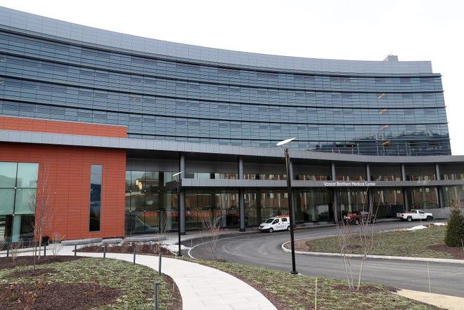 Vassar Brothers Medical Center in Poughkeepsie Dec. 30, 2020