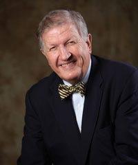 Guy B. Webb, faculty emeritus at Missouri State University.