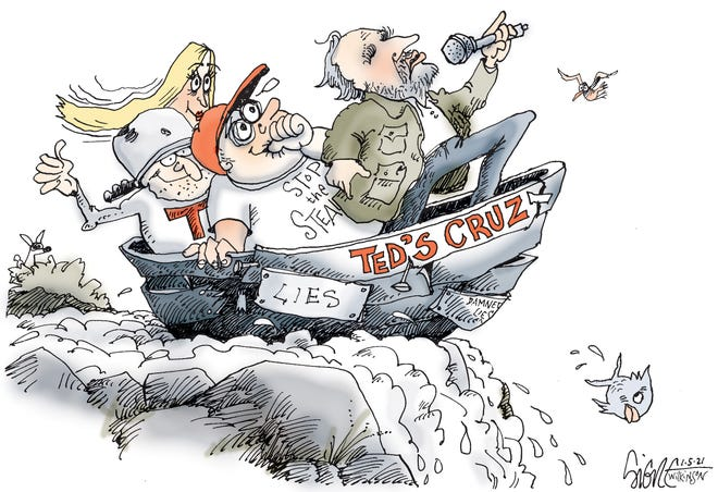 Ted's cruise