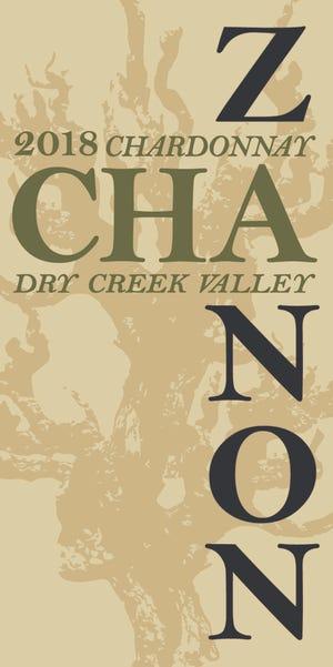 2018 Zanon Dry Creek Valley Chardonnay