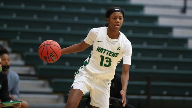 Yazz Wazeerud-Din led the Hatters with 22 points, tying a season-high, in a loss at Lipscomb.