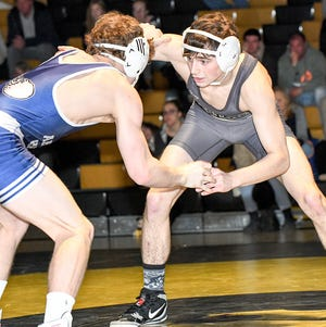 Matt Leslie piled up 42 wins and advanced all the way to the PIAA Championships last year. Leslie returns to lead the Western Wayne varsity wrestling team in its quest for a Lackawanna League Division II title.