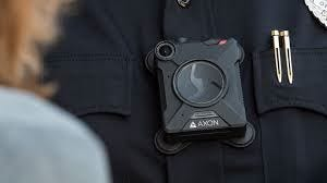 Here's what the body-worn camera looks like.