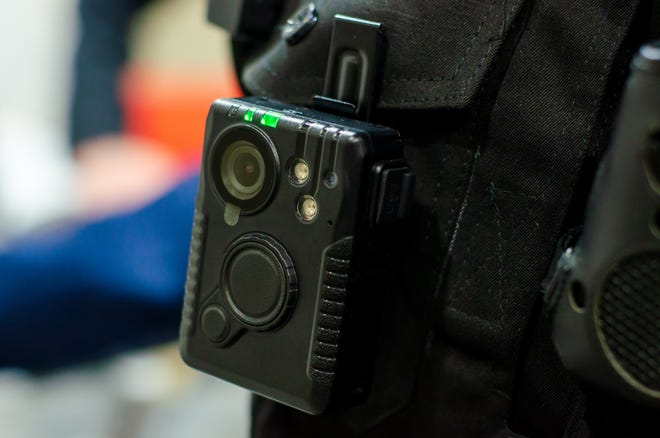 Body cams and in-car recording equipment will be purchased for the Van Buren Police Department.