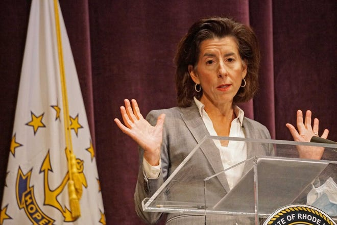 Governor Gina Raimondo has proposed awarding the new licenses via a public lottery to eliminate the possibility of political favoritism.