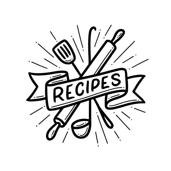 Recipe emblem