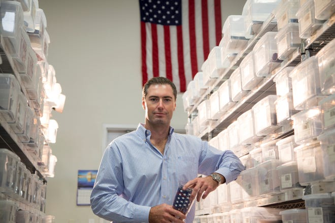 Rogan Donelly, who has been president of Tervis for four and a half years, is now the company's CEO.