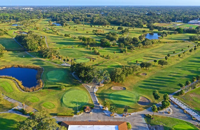 An$11.5 million renovation project is planned for Sarasota's Bobby Jones Golf Course.