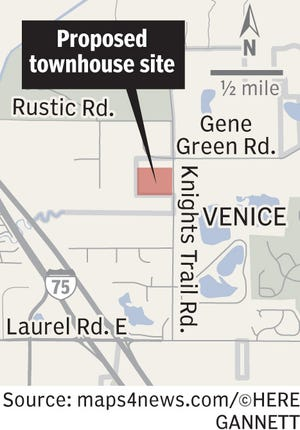 Generation of Venice would be located at 2201 Knights Trail Road