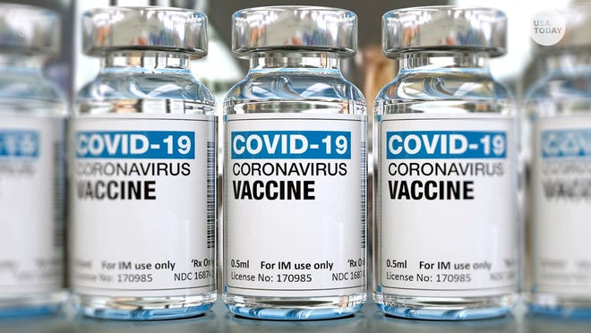 Area first responders will soon begin receiving the COVID-19 vaccine.