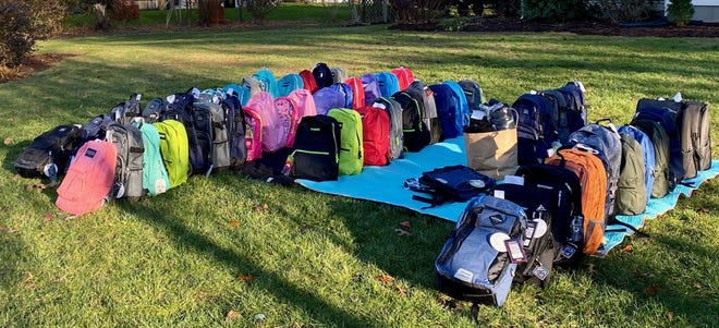 There will be a backpack giveaway on Saturday in Ocala.