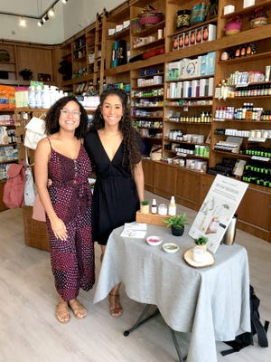 Medford sisters Letisha Brown Izuchi and Zeena Brown recently received a $5,000 grant from The Everygirl's Women-Owned Business Grant, which seeks to amplify women's voices in the business world.