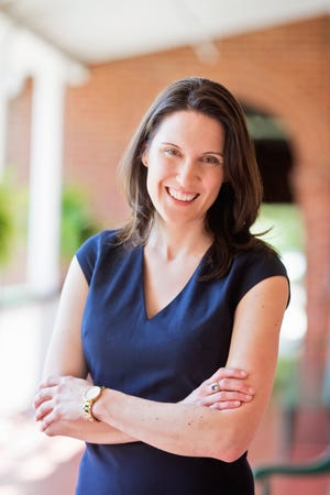 Mary Kate Blaine has been named the new head of school at Trinity School, an all-girls private school in Tinton Falls.