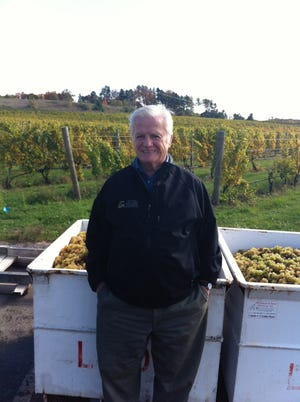 Chateau Grand Traverse founder Ed O'Keefe Jr. is widely credited for introducing vitis vinifera to northern Michigan when he planted riesling on the Old Mission Peninsula in 1974. O'Keefe died Jan. 1, 2021, at age 89.