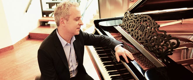 Pianist Jeremy Denk was scheduled to be a part of the 2021 Community Concert Series. The 72nd annual series has now been canceled.