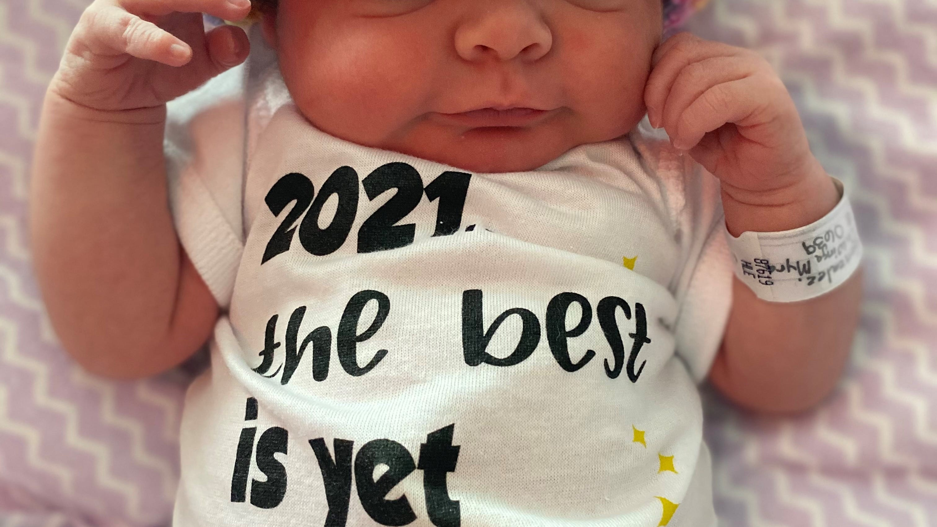 Manitowoc's first babies of 2021 at Aurora, HFM — and more ...