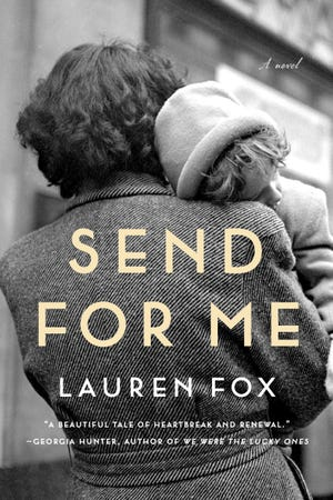 Send for Me. By Lauren Fox.