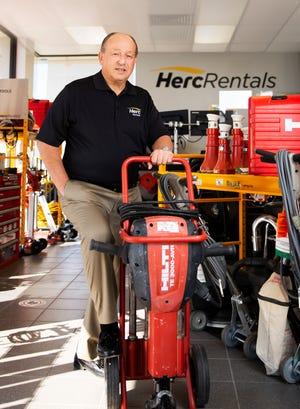 Larry Silber, president and CEO, Herc Rentals