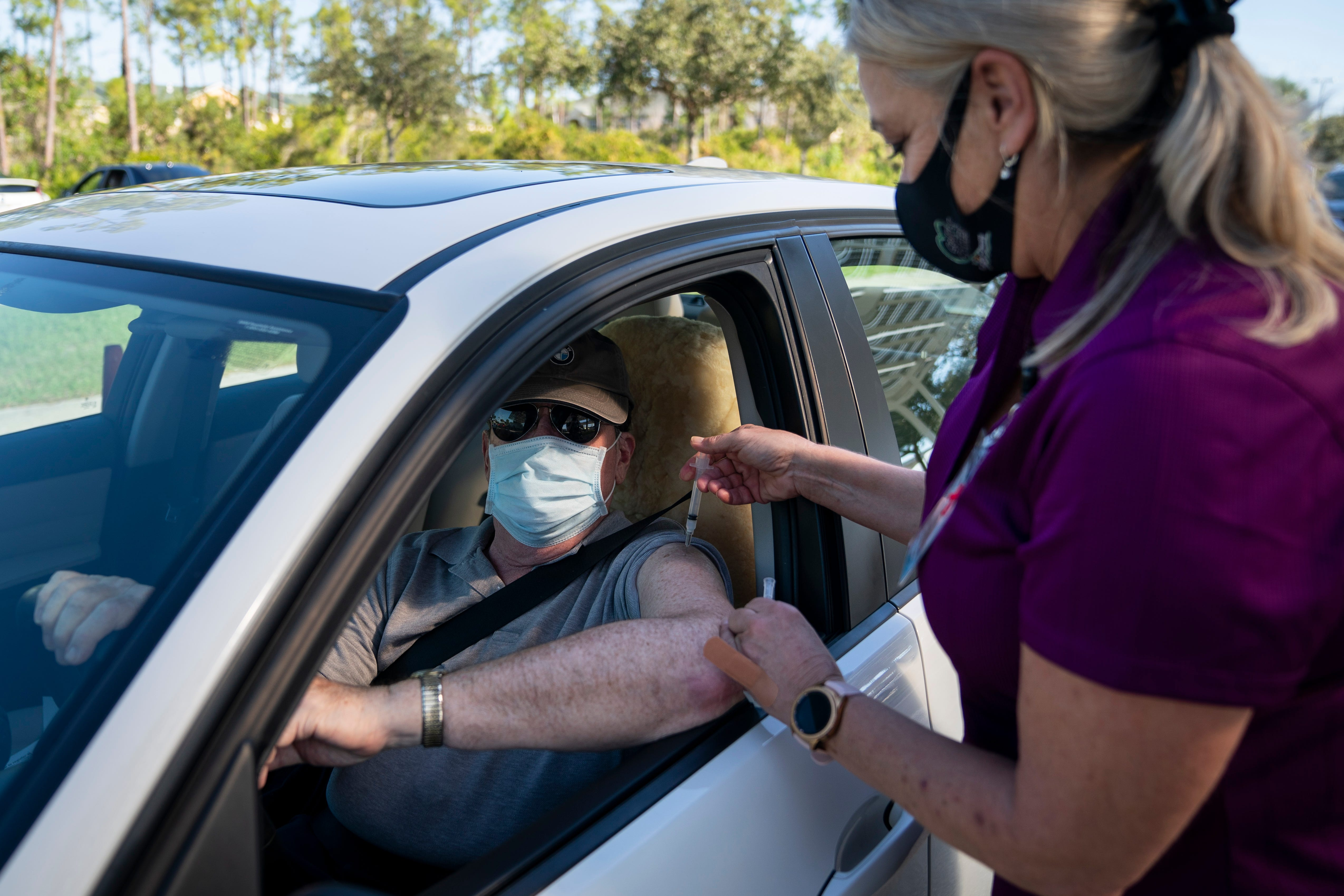 Collier health department: Bad weather delays COVID-19 vaccine delivery, appointments 3