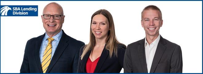 William Johnson, Briana Torborg, Chase Larson