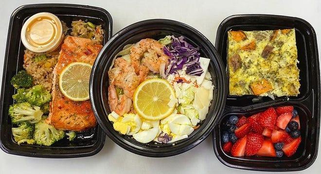 Prepared meals by Prep Pros Tally.