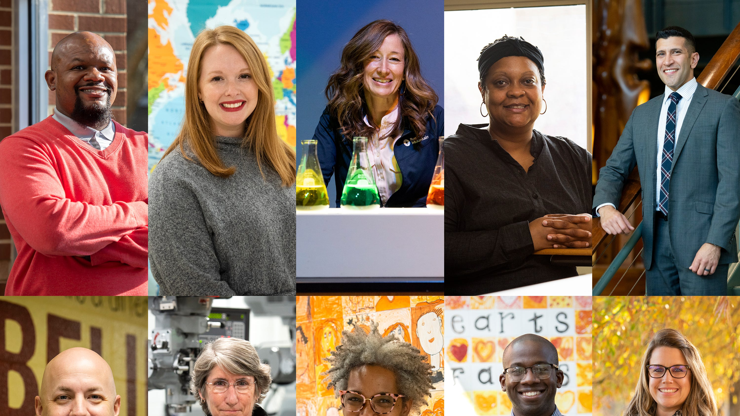 10 Educators Who Make A Difference