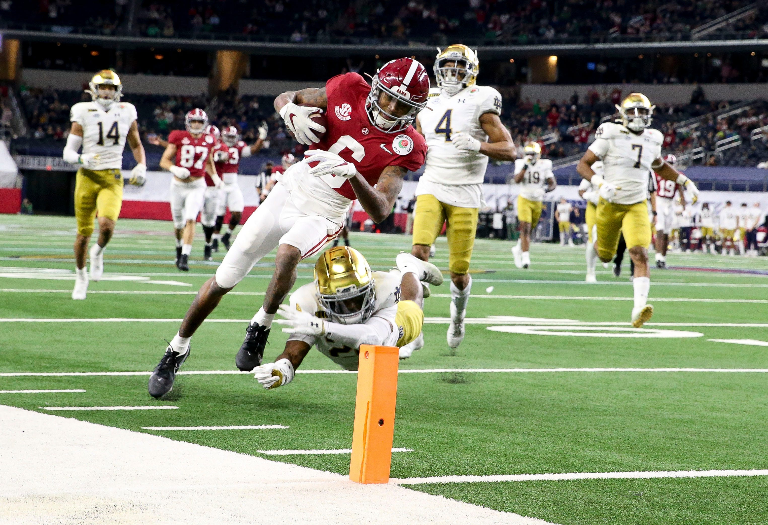 Cfp Championship Game Keys To Victory For Alabama Ohio State