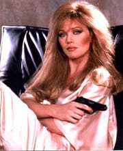 """Tanya Roberts, who starred in """"A View To A Kill,"""" has died at 65."""