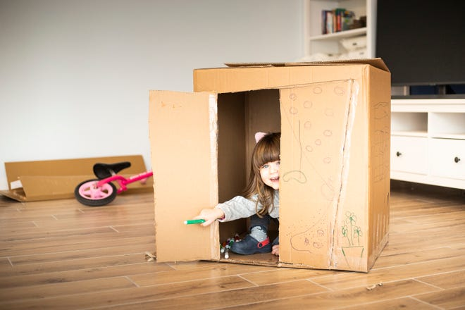 Keep kids entertained inside this winter.