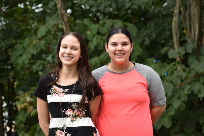 Aleeanna and Savannah are legally freed for adoption.