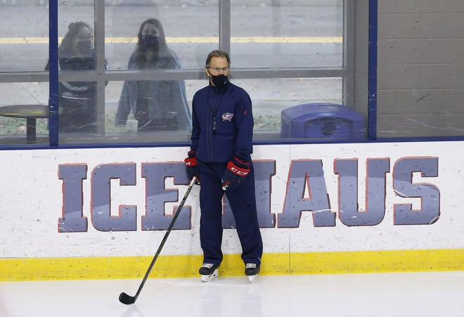 Blue Jackets coach John Tortorella doesn't think much of day-of-game skates during the season, but he may come to appreciate them during a truncated schedule in 2021.