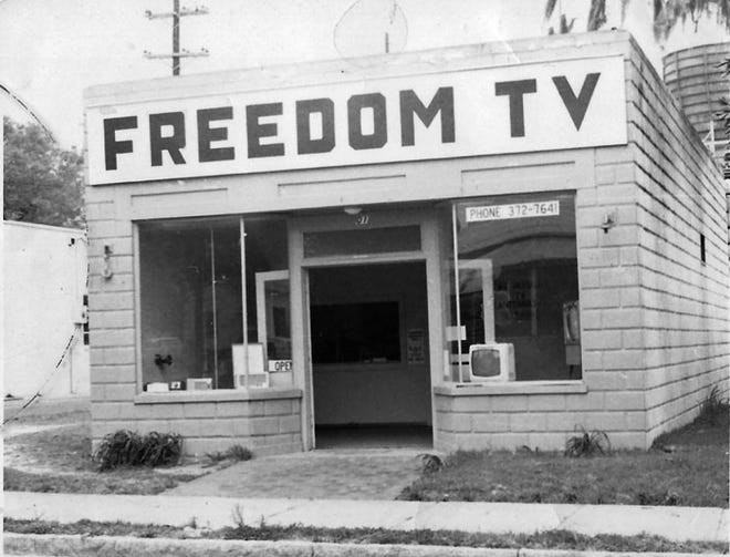 Steve's first business, Freedom TV, was located in Gainesville, Florida.