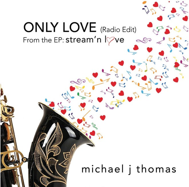 Only Love by Michael J Thomas