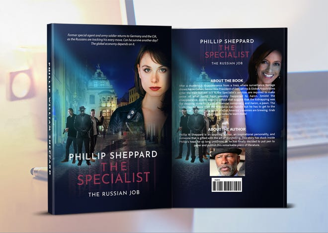"Wayland native Phillip Sheppard has released his second novel, ""The Specialist: The Russian Job."""