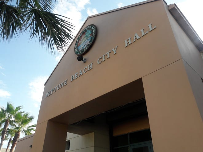 Neptune Beach City Hall closed Tuesday because of multiple COVID-19 infections.