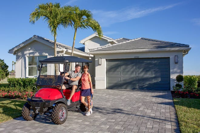 With more time to devote to passions and hobbies, retirees will feel right at home in Riverland, a master planned community by Florida's leading builder GL Homes spanning nearly 4,000 acres in Port St. Lucie.