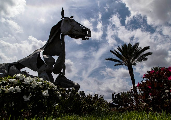 This year's Winter Equestrian Festival is starting earlier than usual to make up for the final two weeks of the 2020 event being canceled due to the coronavirus pandemic.