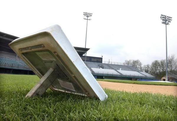 A look at Thurman Munson Stadium in this 2011 file photo.