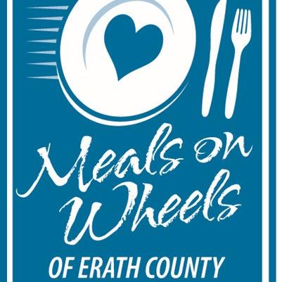Meals on Wheels of Erath County logo