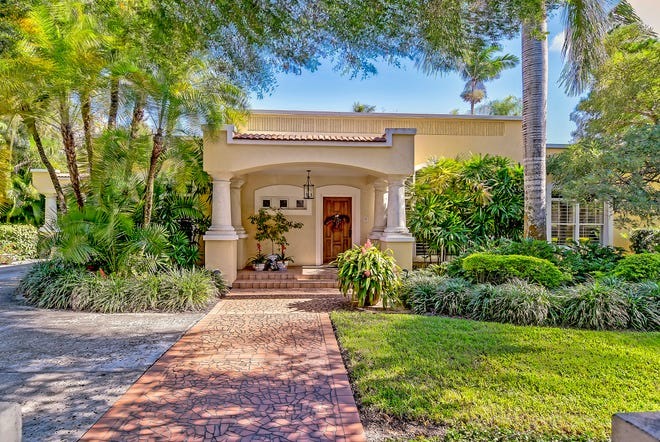 A spacious and gracious Mediterranean Revival home at 1115 Citrus Street in the West-of-the-Trail enclave of Bungalow Hill has come onto the market for $1,545,000. (Photo / pix360)