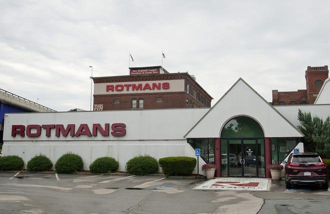 Rotmans Furniture of Worcester. [T&G Staff/Rick Cinclair]