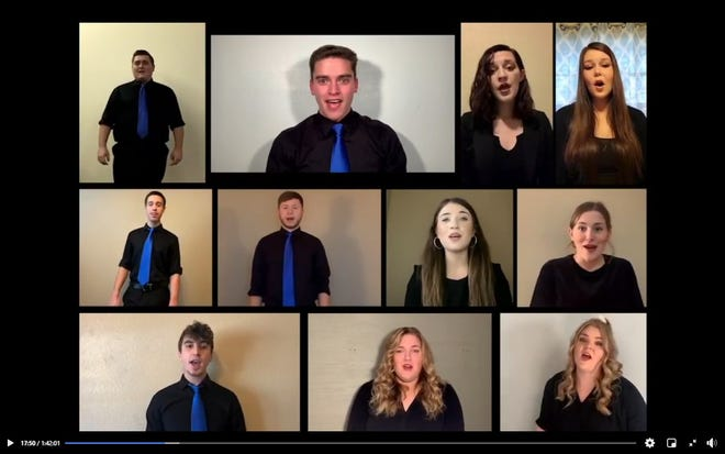 The 2020 Jazz Catz concert was delivered remotely via livestream. A group within the Department ofMusicat the University of Arkansas-Fort Smith, the Jazz Cats share the distinction with UAFS as being among the nation's best values in undergraduatemusiceducation according to Great Value Colleges.