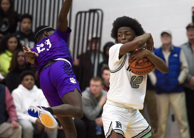 Jerry Saunders and the North boys basketball team were 3-1 overall and 1-1 in the OCC-Ohio Division before playing New Albany on Jan. 8.