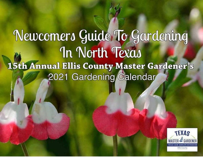 The 2021 Gardening Calendar is available at all of the calendar sponsor's locations.