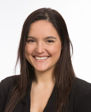 The board of directors of YWCA Cambridge recently announced that Tania Del Rio, currently executive director of the Mayor's Office of Women's Advancement for the city of Boston, will succeed Eva Martin Blythe as executive director of YWCA Cambridge. Pictured, is Del Rio.