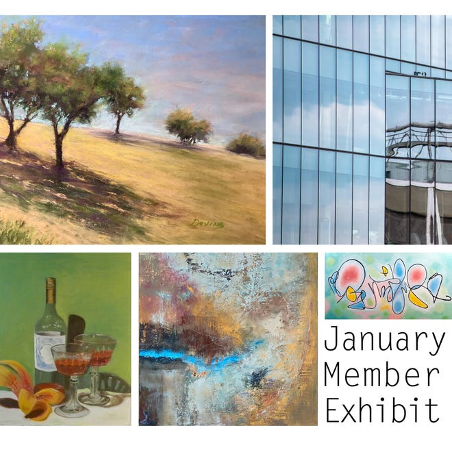 The W Gallery in Wayland is holding a new members exhibition.