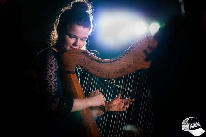 Mairi Chaimbeul is among the artists to receive a grant from the Iguana Music Fund. [Courtesy photo]