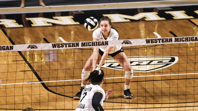 Former Harper Creek standout Charley Andrews is getting ready to start her second season at Western Michigan University. The Broncos season, delayed due to COVID-19, will begin in late January.