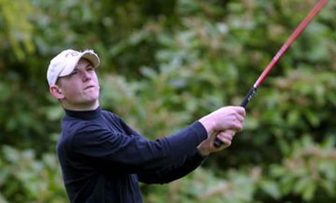 Brady Sharp grew up at Port Orchard's Village Greens, and now is tracking for a PGA appearance as a professional.