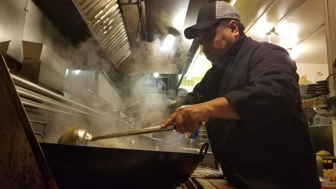 Avelino Rojas Vargas, head chef of Covington's KungFood Chu's AmerAsia, died Sunday from complications of COVID-19.